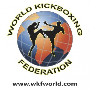 WKF WORLD Logo