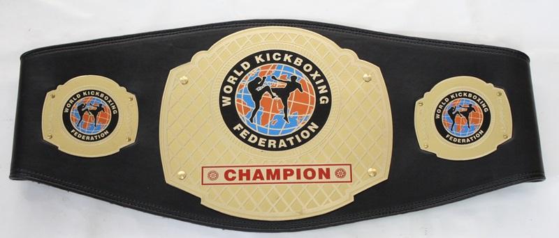 WKF National belt