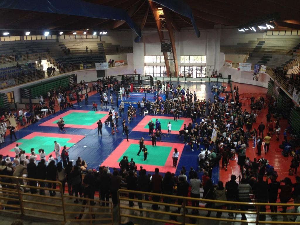 Andria sport hall