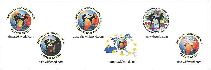 WKF 6 Logo Banner